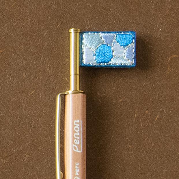 PenonフラッグペンS 結晶/Blue